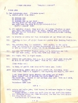 Class of '61 Senior Assembly script