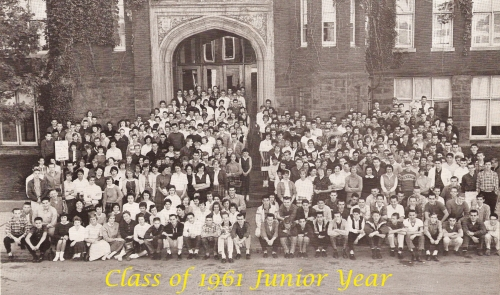 IHS Class Of 1961, Junior Year