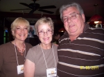 Fall Creek Reunion - Judi Fowler Quagliaroli, Sharon Townley, Dale Baker