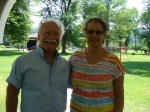 Ron Cima, Judy Shapley Waterman